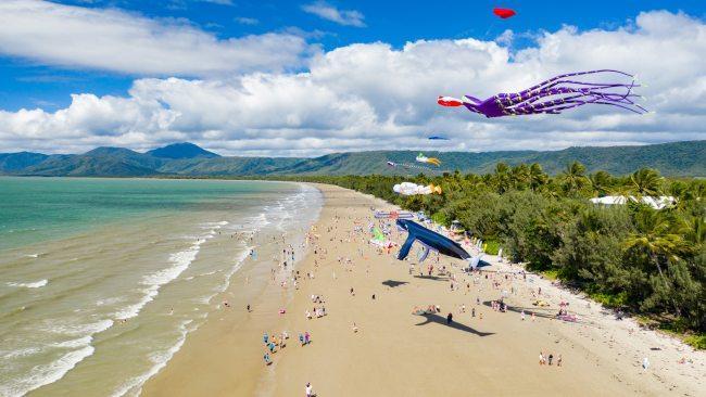 Head north for Port Douglas Carnivale in 2022.