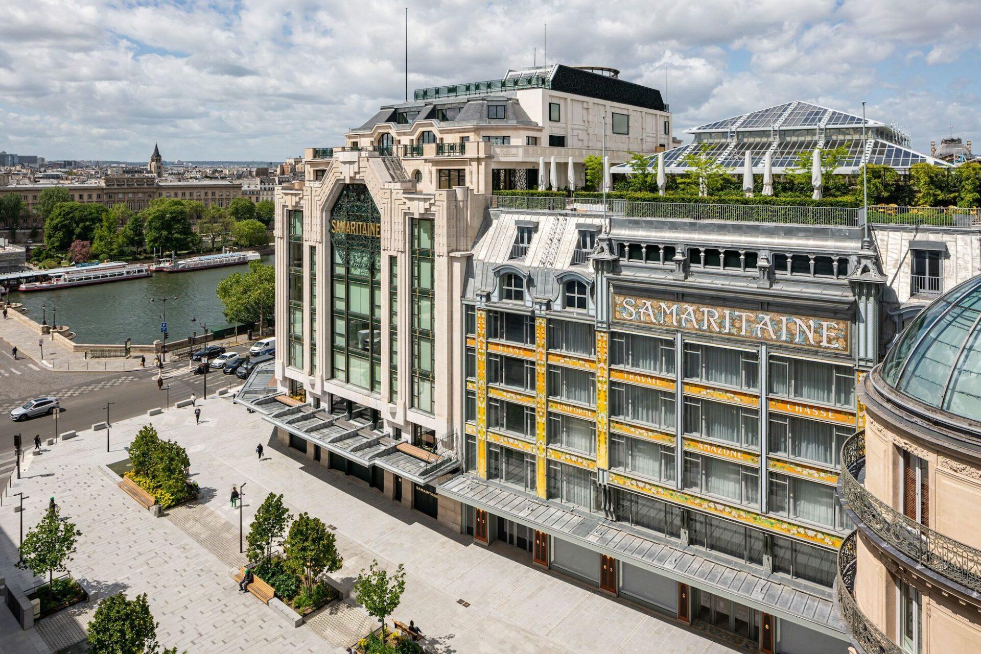 Cheval Blanc Paris: LVMH's Latest Five-Star Hotel in Historic Samaritaine Building