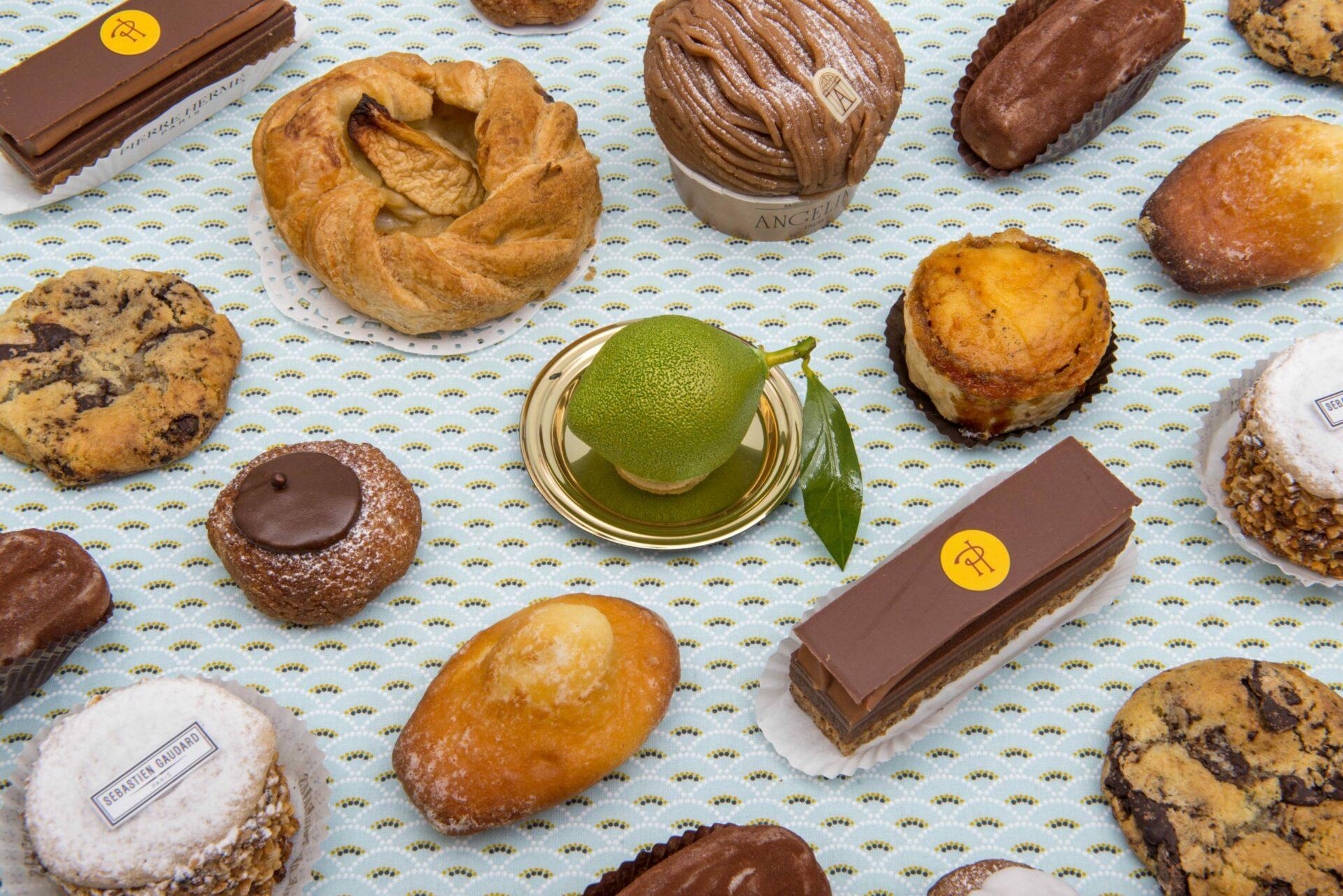 Seven of the Best: Paris Patisseries