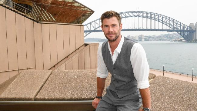 Even Chris Hemsworth may not be strong enough to lure people back down under.